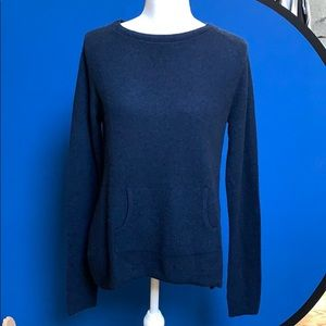 C.Z.Falconer cashmere tunic sweater size small